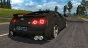 Nissan GT-R for Euro Truck Simulator 2 miniature 4