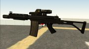 Tactical Assault Rifle for GTA San Andreas miniature 1