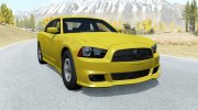 Dodge Charger SRT8 (LD) 2012 for BeamNG.Drive miniature 1