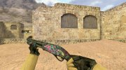 Sawed-off Fever Dream for Counter Strike 1.6 miniature 1