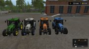 ZETOR PROXIMA 120 MULTICOLOR v1.0.0.0 for Farming Simulator 2017 miniature 2