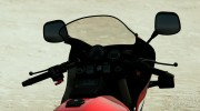 Kawasaki GPZ1100 v1.11 for GTA 5 miniature 6