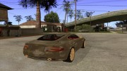 Aston Martin DB9 for GTA San Andreas miniature 4