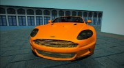 Aston Martin DBS Volante for GTA Vice City miniature 2