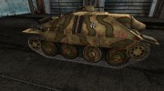 Шкурка для Hetzer for World Of Tanks miniature 5