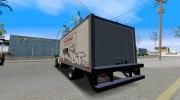2008 Ford F-550 Box Truck for GTA San Andreas miniature 4