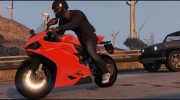 Ducati 1299 Panigale S v1.1 for GTA 5 miniature 2