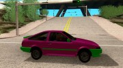 Toyota Corolla AE86 for GTA San Andreas miniature 5