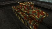 VK3001 (H) Patched Camouflage Early 1945 for World Of Tanks miniature 3