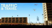Traffic and Travel for GTA San Andreas miniature 1