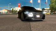 Audi S4 BRKTN24 for Euro Truck Simulator 2 miniature 2