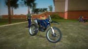 Yamaha YZ450F 2003 v2.1 for GTA Vice City miniature 2