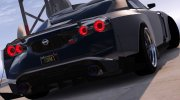 Nissan GT-R50 Custom for GTA 5 miniature 2