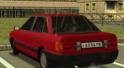 AUDI 80 B3 for GTA San Andreas miniature 3