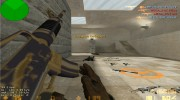 M4A1-S Golden Coil for Counter Strike 1.6 miniature 3