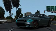 2015 Dodge Charger SRT Hellcat for GTA 4 miniature 1