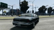 Chrysler New Yorker LHS 1994 для GTA 4 миниатюра 4