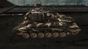 M46 Patton от Rjurik для World Of Tanks миниатюра 2