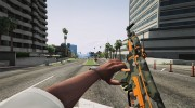 AK47 - Vanquish Edition for GTA 5 miniature 3