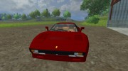 Ferrari 288 GTO для Farming Simulator 2013 миниатюра 2