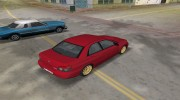 Subaru Impreza WRX STI 2006 для GTA Vice City миниатюра 11