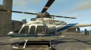 Bell 407 for GTA 4 miniature 2