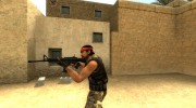 Stoner Sr-16 для Counter-Strike Source миниатюра 5
