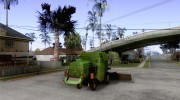 Deutz Harvester for GTA San Andreas miniature 4