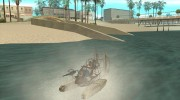 HL2 Airboat for GTA San Andreas miniature 1