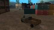 Muleton for GTA San Andreas miniature 13