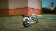 Harley-Davidson Wizard for GTA Vice City miniature 3