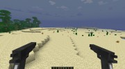 3d guns for Minecraft miniature 3