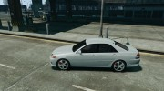 TOYOTA MARK II GRANDE HD для GTA 4 миниатюра 2