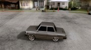 ЗАЗ 968 for GTA San Andreas miniature 2