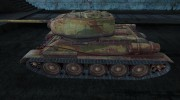 Шкурка для T-34-85 for World Of Tanks miniature 2