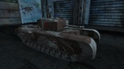 Шкурка для Черчилль for World Of Tanks miniature 5