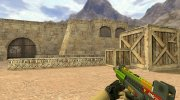 MAC-10 Лего for Counter Strike 1.6 miniature 1
