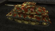 VK3001 (H) Patched Camouflage Early 1945 for World Of Tanks miniature 2