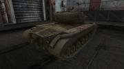 Шкурка для M26 Pershing для World Of Tanks миниатюра 4