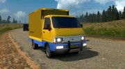 Suzuki Carry for Euro Truck Simulator 2 miniature 1