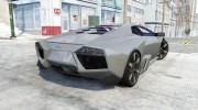 Lamborghini Reventon 2008 for BeamNG.Drive miniature 4