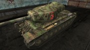 Шкурка для T34 hvy for World Of Tanks miniature 1