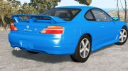 Nissan Silvia Spec-R Aero (GF-S15) 1999 for BeamNG.Drive miniature 2