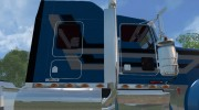 Kenworth W900L for Farming Simulator 2015 miniature 11