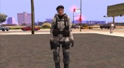 Counter Strike Online 2 Arctic for GTA San Andreas miniature 2