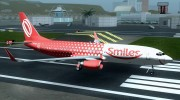 Boeing 737-800 Gol Transportes Aéreos for GTA San Andreas miniature 2