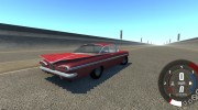 Chevrolet Impala Coupe 1959 for BeamNG.Drive miniature 4