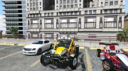 Ariel Nomad 2016 HQ (Extras) for GTA 5 miniature 5