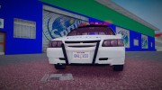 Chevrolet Impala Liberty City Police Department for GTA 3 miniature 5