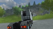 Mercedes-Benz Actros 4160 для Farming Simulator 2013 миниатюра 5